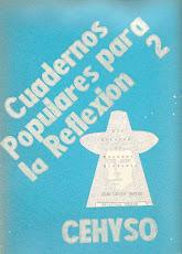 CUADERNOS POPULARES PARA LA REFLEXION 2