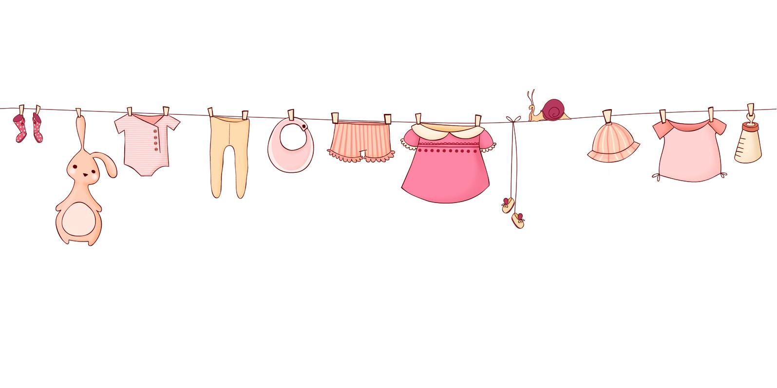 Sono al mondo il corredino per l 39 ospedale - Lista di cose da portare in ospedale per il parto ...