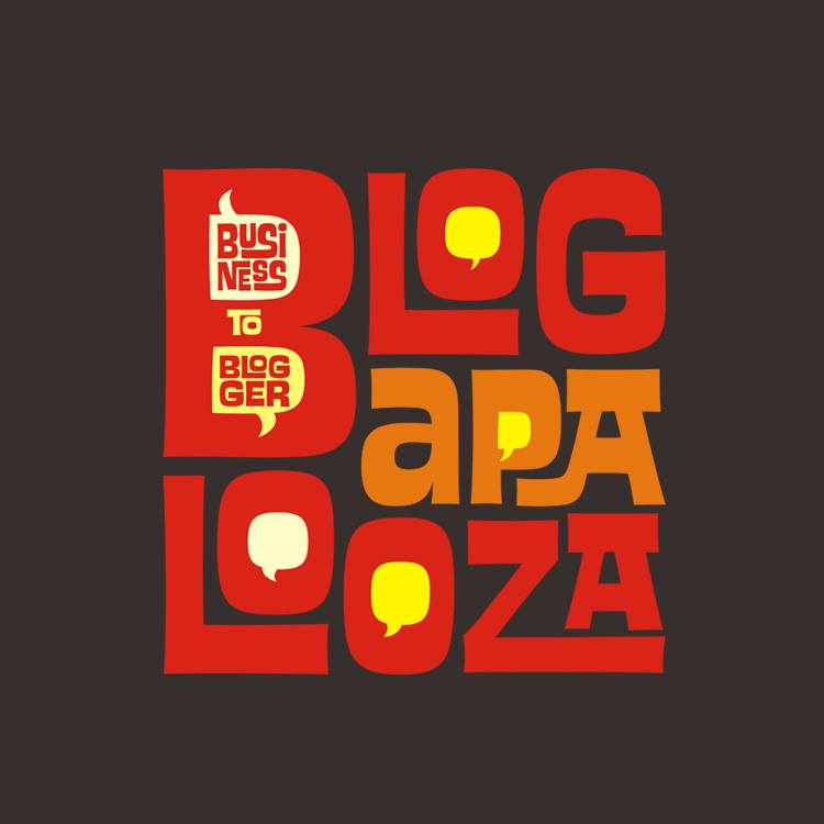I am Blogapalooza Blogger!