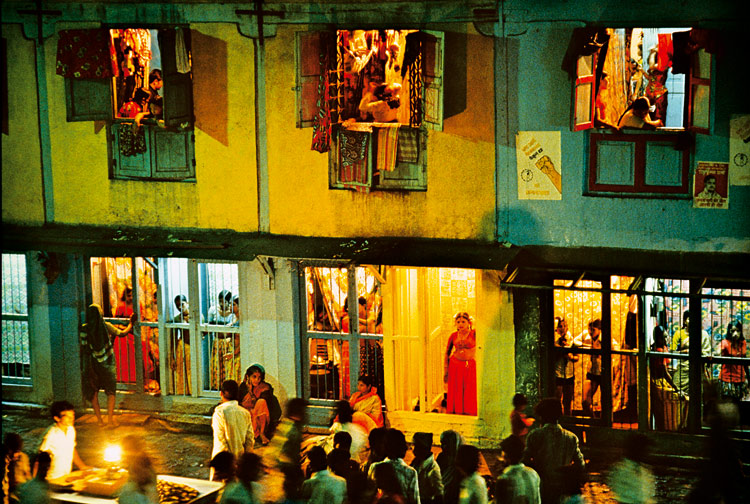 (Bombay prostitutes, photo from My Opera/My India) Prostitution should not be made illegal, only human trafficking for sex and prostitution.