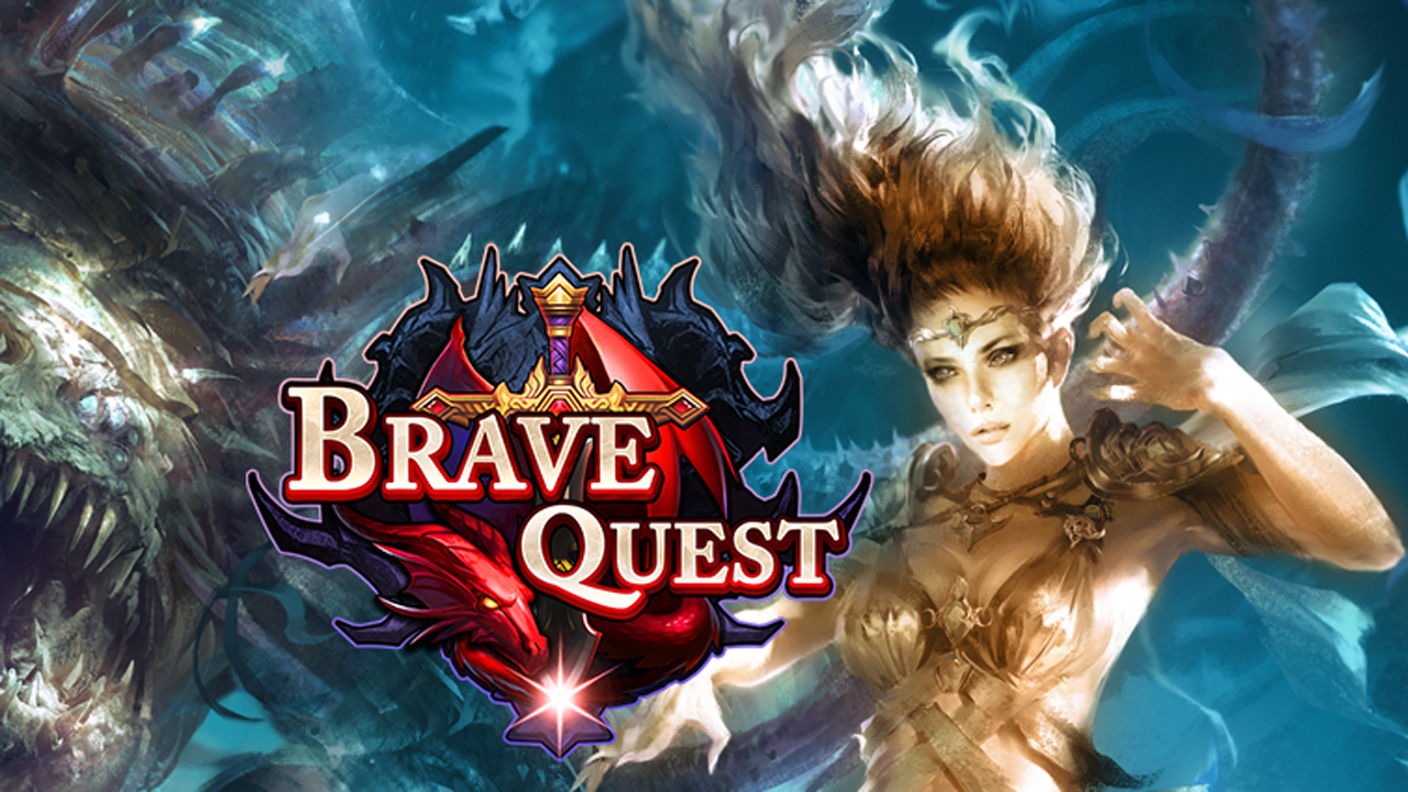 Brave Quest Gameplay IOS / Android
