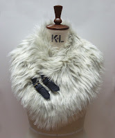 Faux Fur Collar by Urban Code