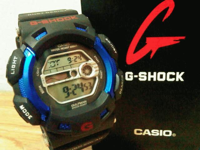 Jual Jam Tangan G SHOCK G 9100 Murah
