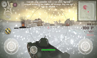 Battle Killer T34 3D v1.0.0
