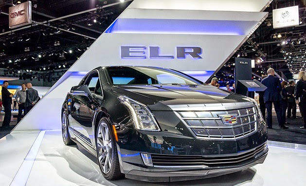 2016 cadillac elr release date
