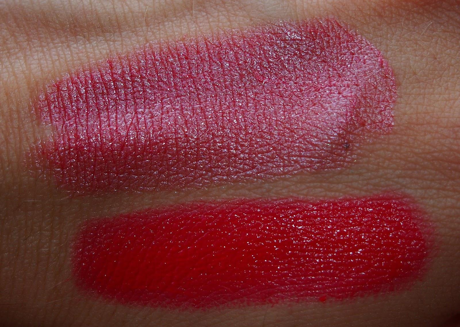 My Beauty Box: AVON Extra Lasting Lipstick Review: Fiery ...