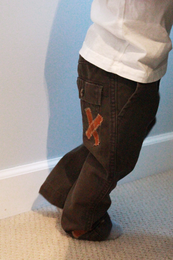 how to tell if pants fit without trying them on