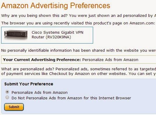 amazon, publicidad