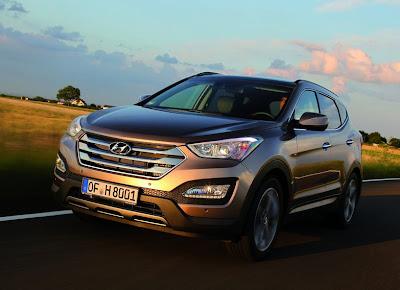 2013 Hyundai Santa Fe EU-Version