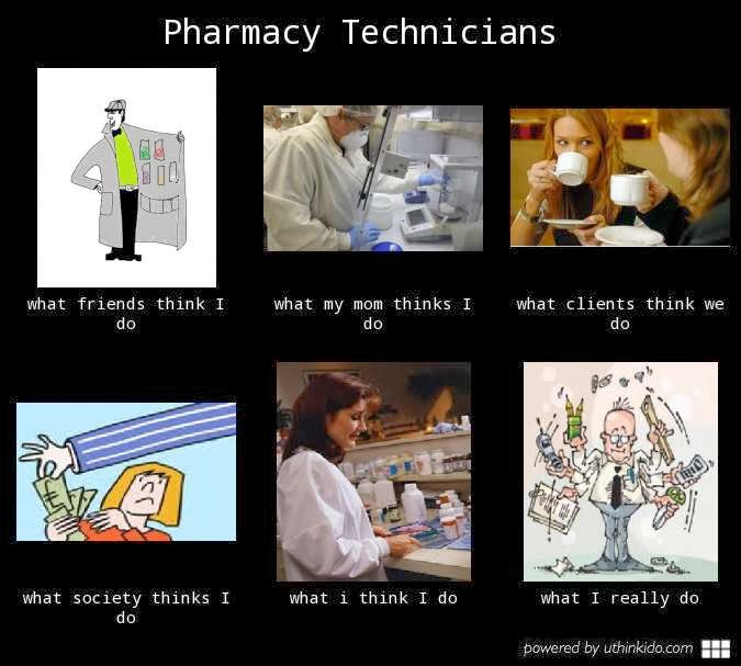 Pharmacy Technician can i major in two things