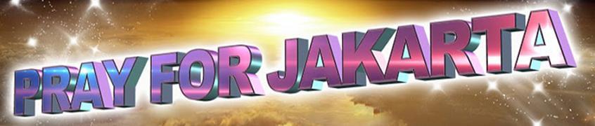 PRAY FOR JAKARTA UTARA