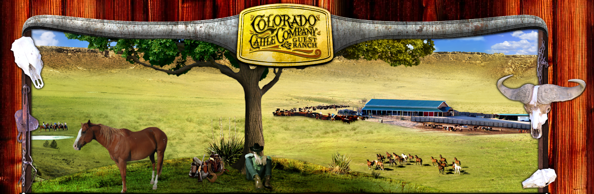 COLORADO CATTLE COMPANY AND GUEST RANCH