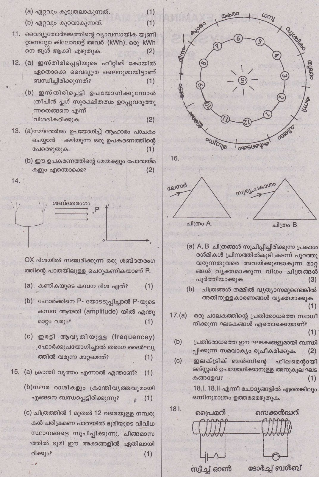 Sslc question paper 082115 kerala sslc model question papers physics sslc physics model question paper english medium kerala physics model question paper for sslc 2016 malvernweather Image collections