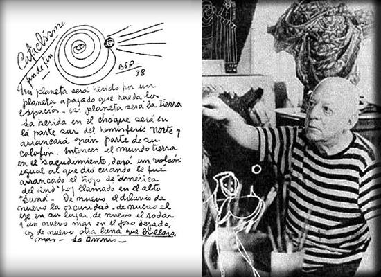 Benjamin Parravicini, profeta extraterrestre o un loco en su laberinto