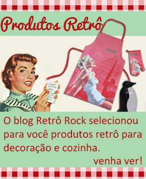 Lojinha Retrô Rock