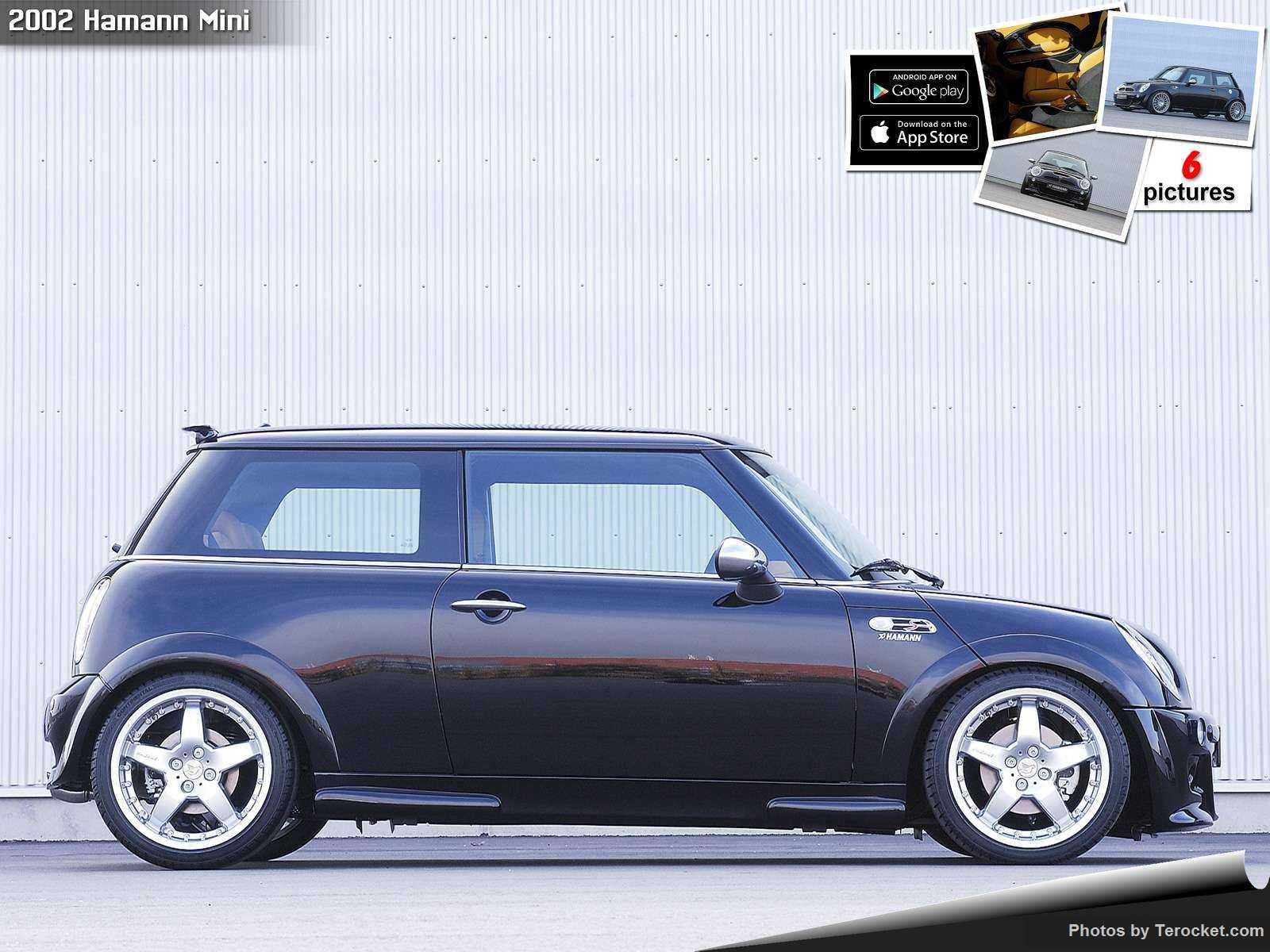 Hình ảnh xe ô tô Hamann Mini 2002 & nội ngoại thất