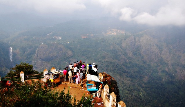 Dolphin's Nose in Ooty