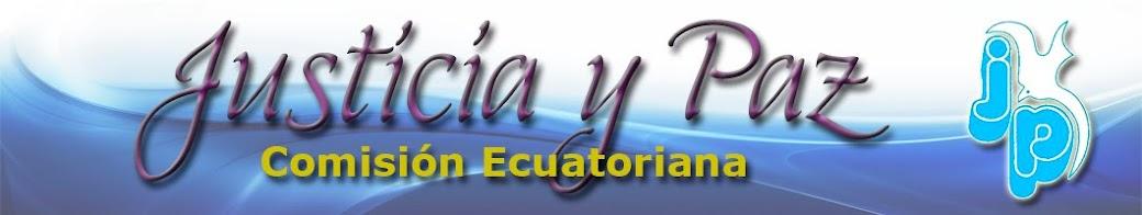 Comisión ecuatoriana Justicia y Paz