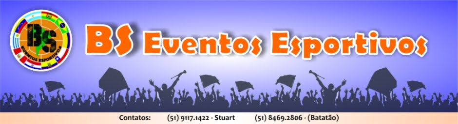 BS EVENTOS ESPORTIVOS