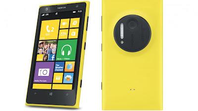Harga dan Spesifikasi Nokia Lumia 1020