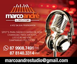 MARCO ANDRÉ LOCUTOR