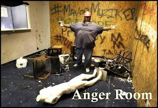 Ruang untuk melampiaskan kemarahan