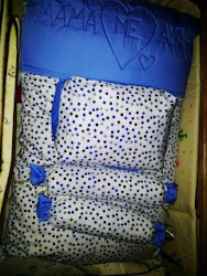 Set C - set tilam kekabu bayi (RM150)