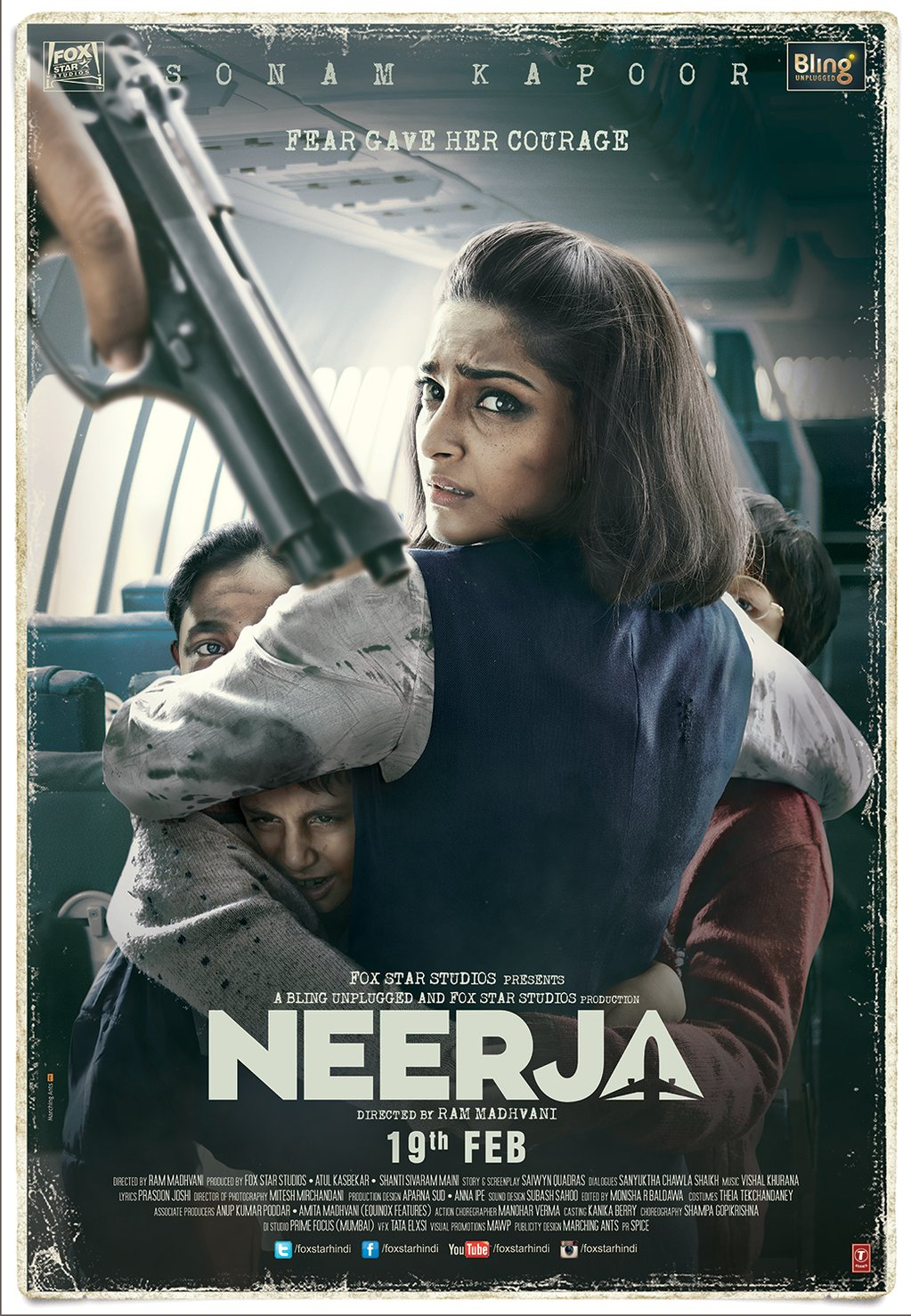 Latest Sonam Kapoor Movies-Neerja