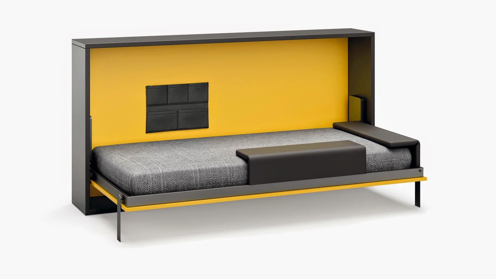 Camas abatibles de 105 - Construir cama abatible ...