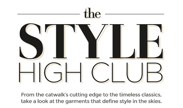Style High Club: Where Fashion Meets the Skies