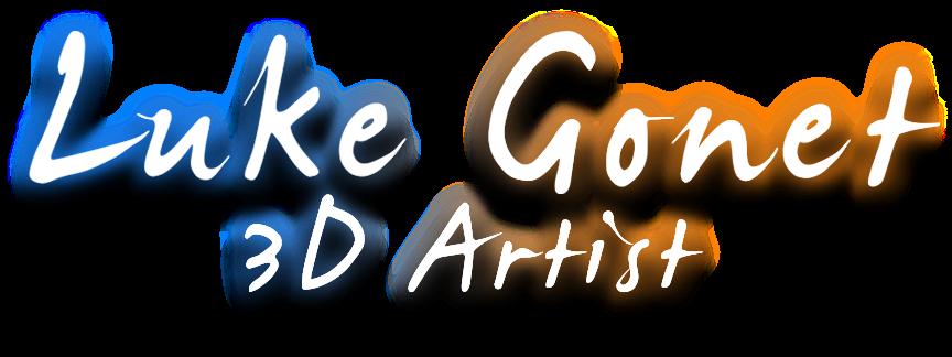 Luke Gonet - 3D Artist