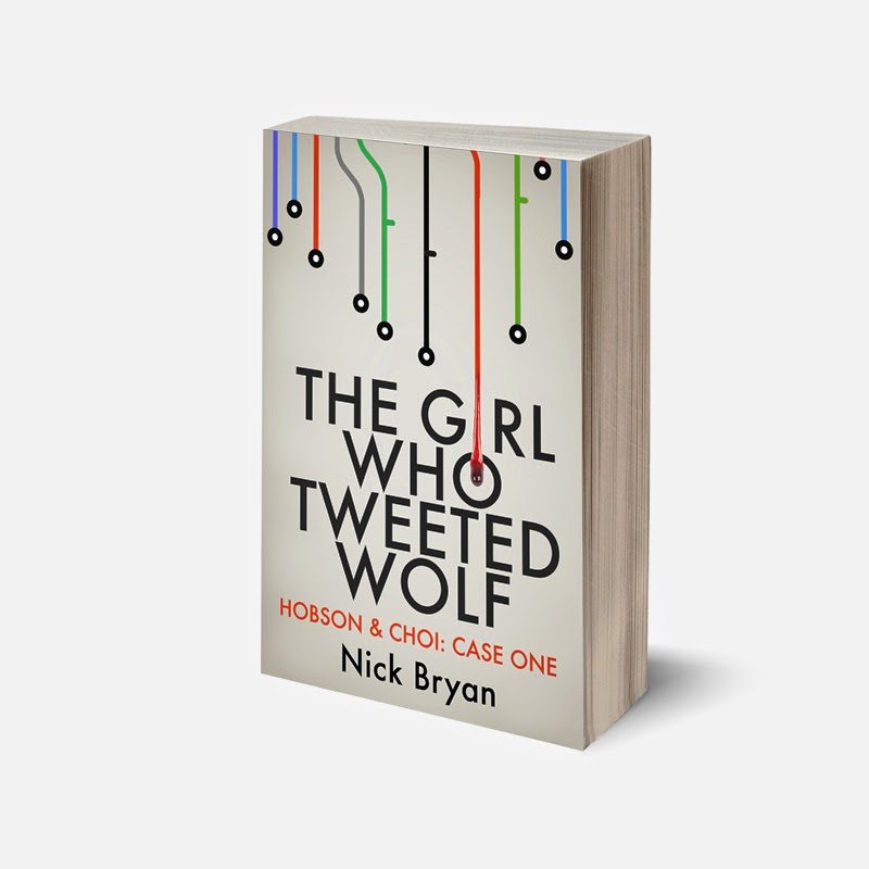 The Girl Who Tweeted Wolf - aka MY BOOK BUY IT