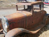 Restoration Project Cars: 1930 Ford Model A Coupe
