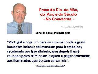 o paraíso criminal chamado Portugal