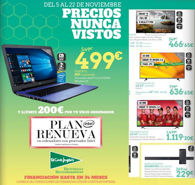 catalogo el corte ingles 5-22 Nov. 2015