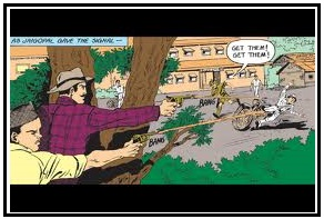 Bhagat Singh and Rajguru Killing J.P. Saunders