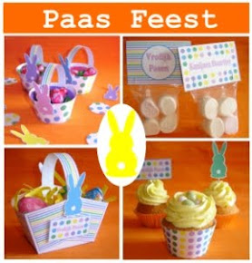 Paas Sweet Table Printables