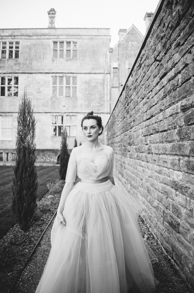 alexandra king dove tulle ballgown dress