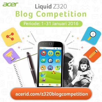 Liquid Z320 Blog Competition