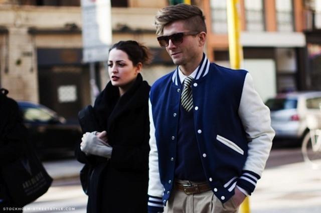 951cea6f6d Macho Moda - Blog de Moda Masculina  Jaquetas Varsity! Jaquetas de ...