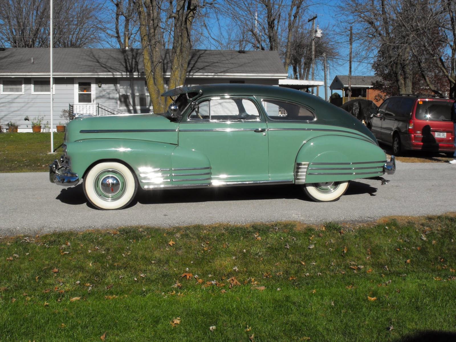 Nemo car club member cars for 1946 chevy 2 door sedan