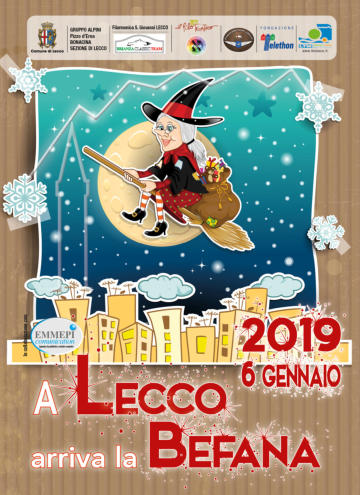 Arriva la Befana