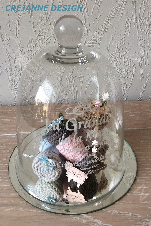 Crejanne gehaakte home decoratie - Home decoratie met tomettes ...