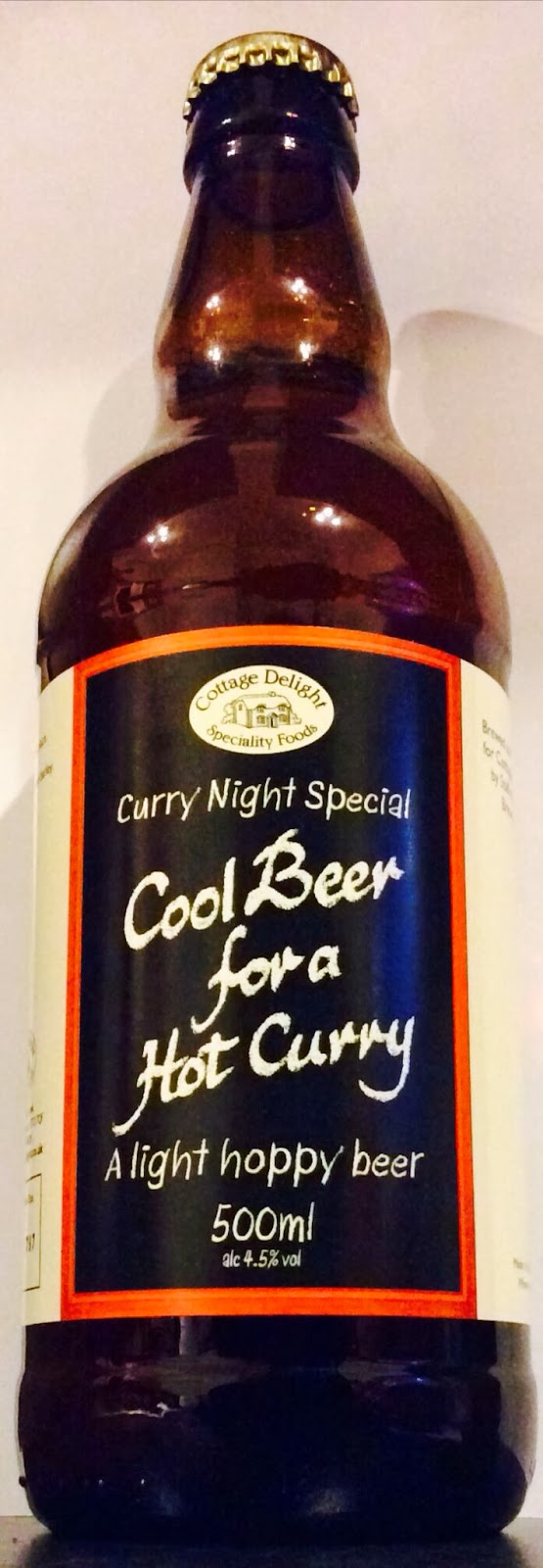 Cool Beer for a Hot Curry (Staffordshire Brewery)
