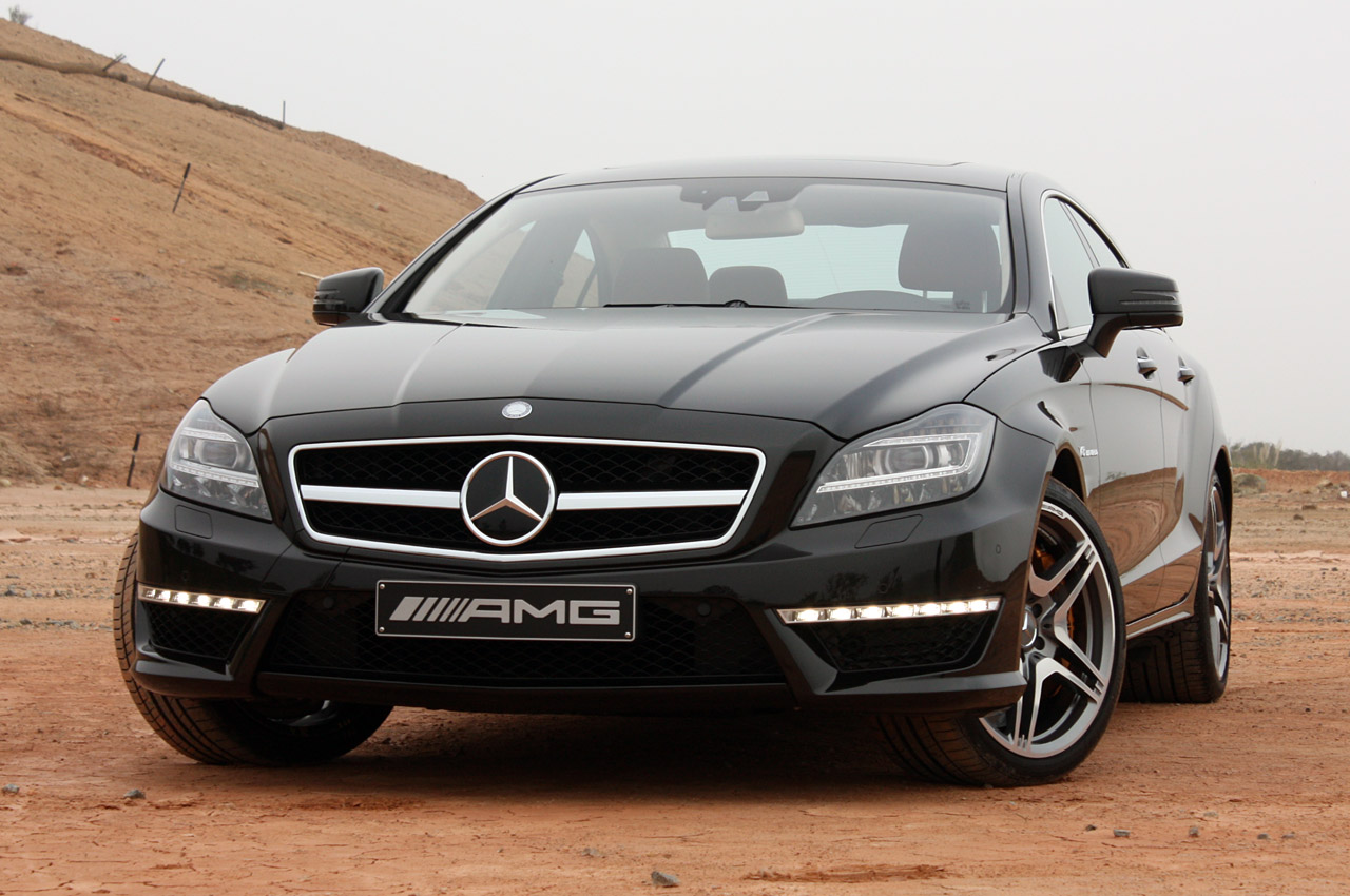 The car world mercedes benz cls 63 amg for Mercedes benz cls 63 amg coupe