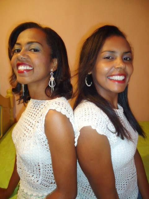 Duas Irmãs ( Roberta & Delice)