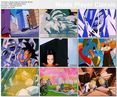 Download Film / Anime Dragon Ball GT Episode 44 Bahasa Indonesia