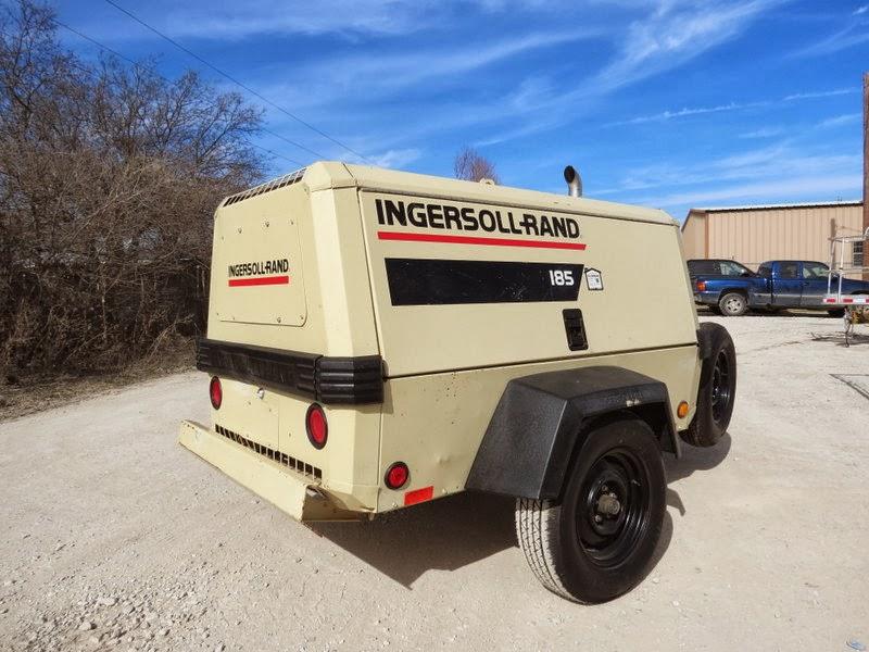 ingersoll rand 1600 cfm air compressor manual