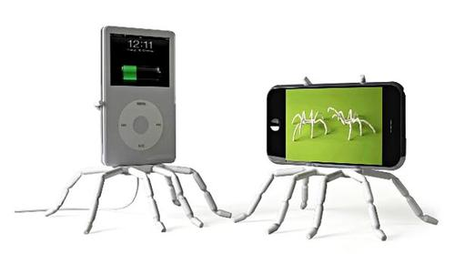 Breffo Spiderpodium iPhone Holder