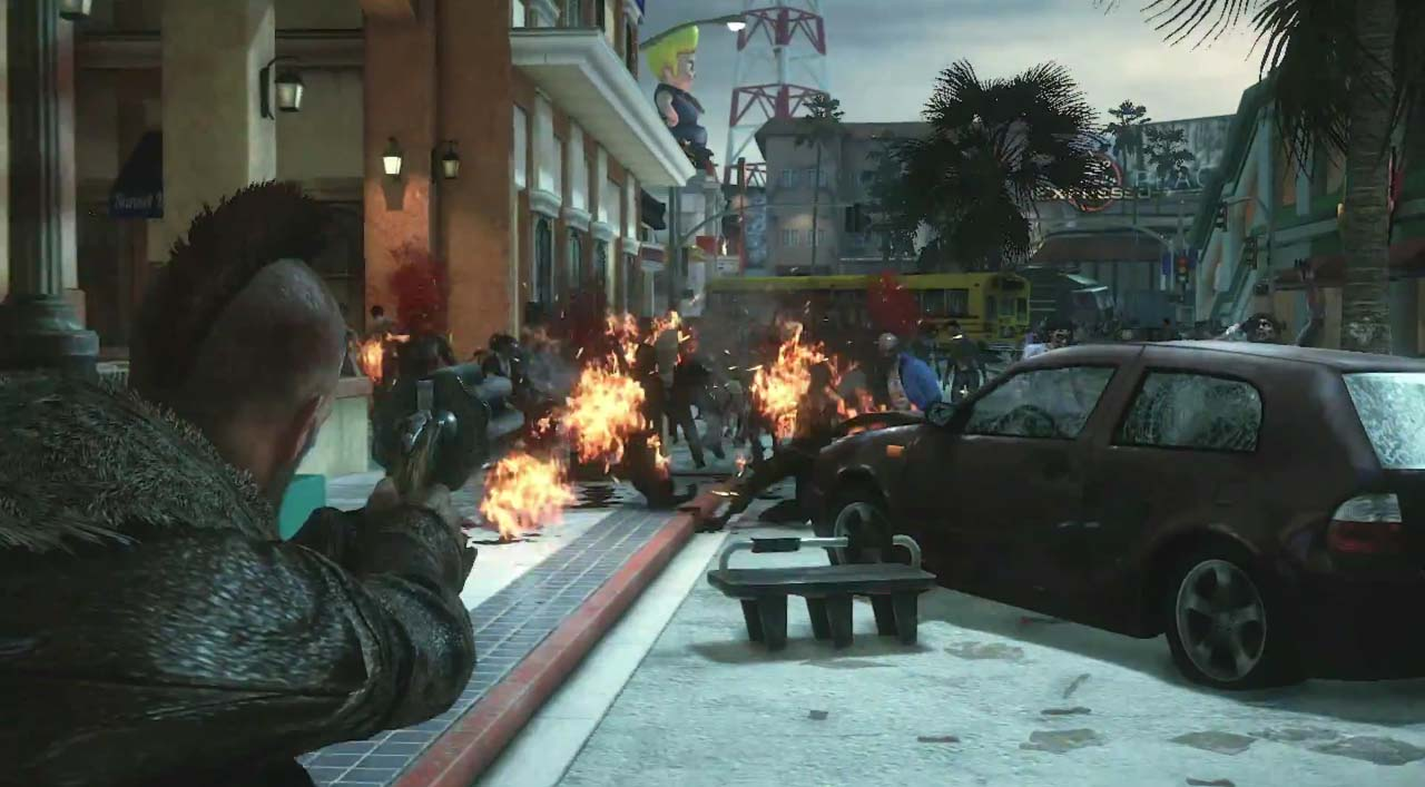 Dead Rising 3 Chaos Rising screenshot